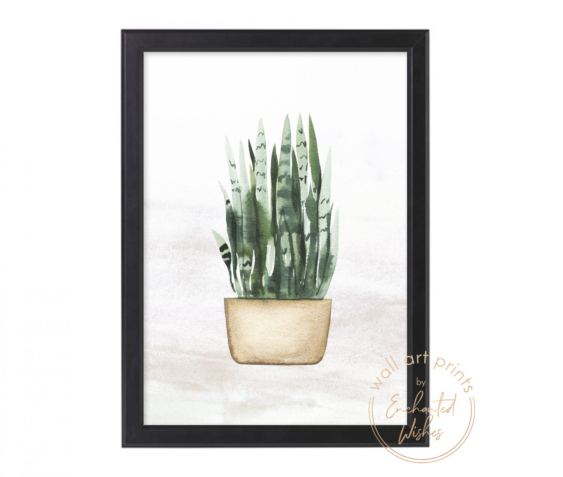Plant printable