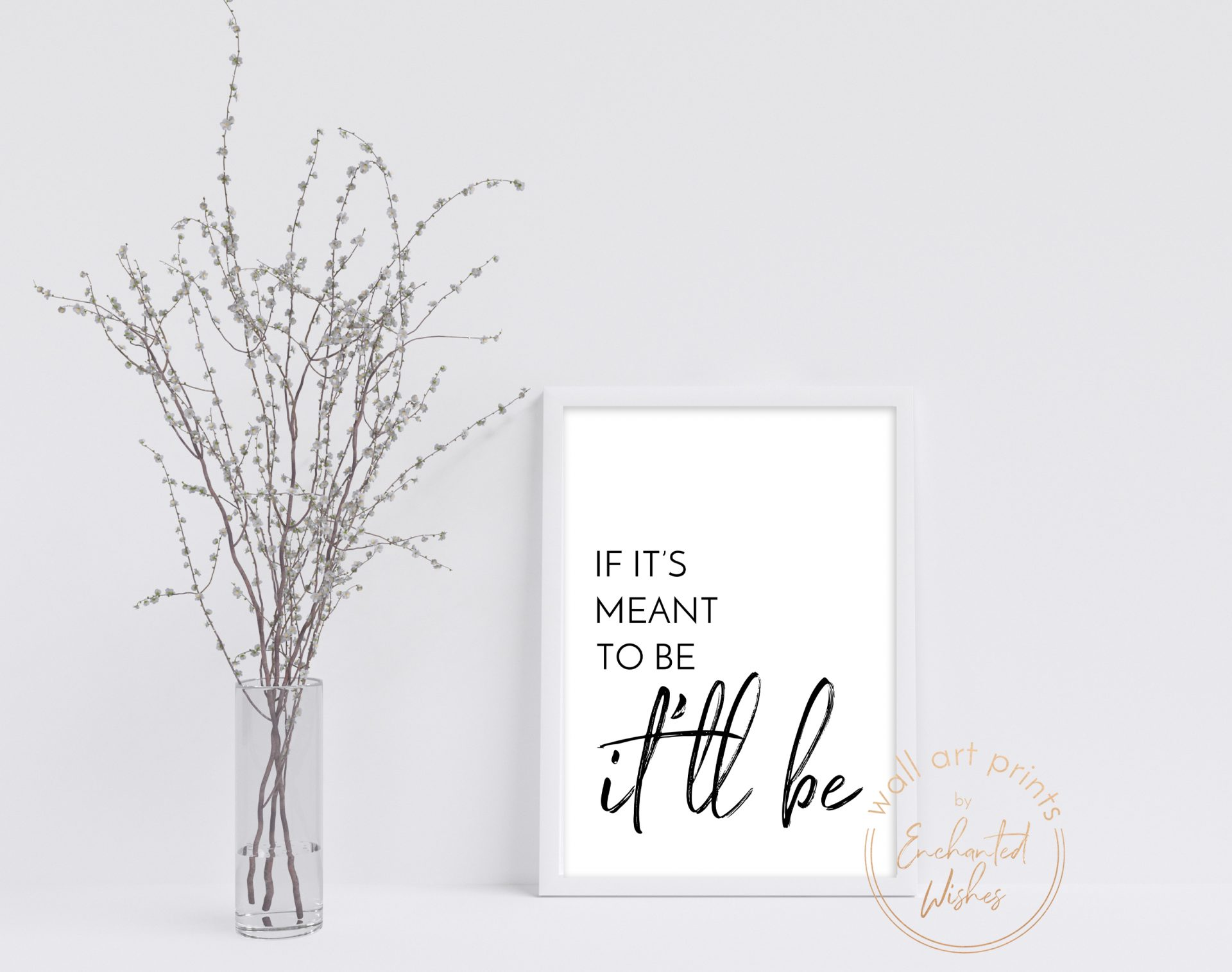If it's meant to be quote print