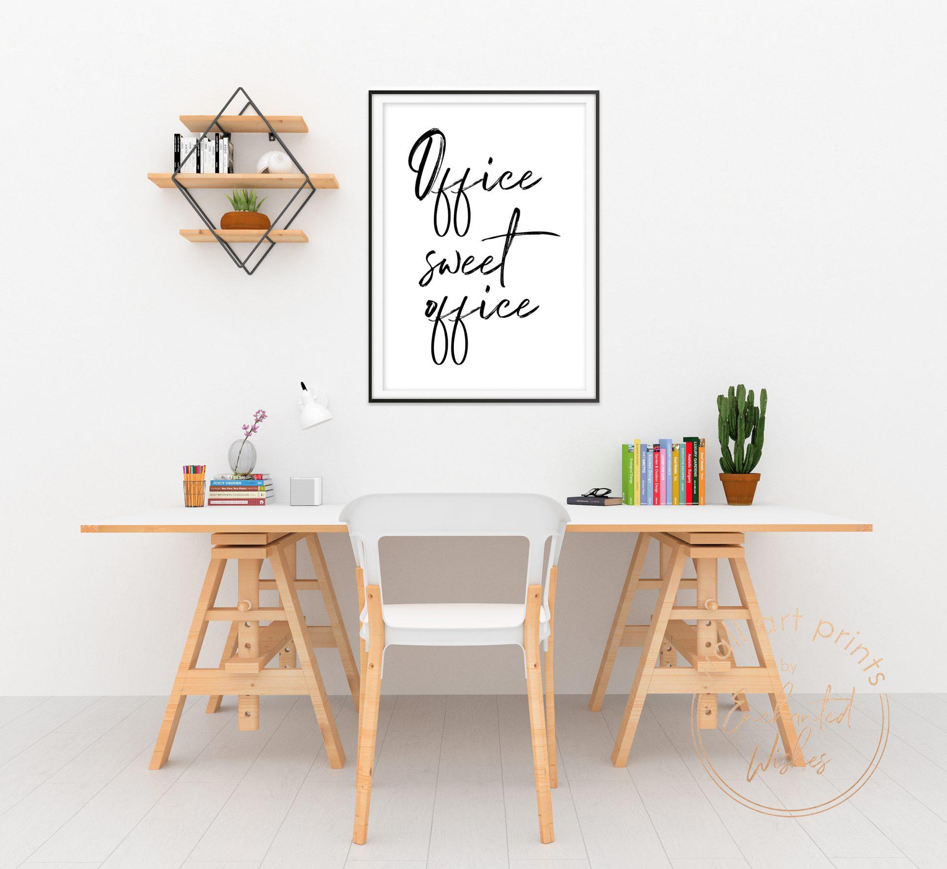 Office sweet office printable